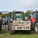 Boerenblokkades distributiecentra van de baan, actievoeren mag wel