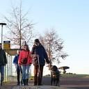 Blinden en slechtzienden kunnen beter de weg vinden bij het station Dalfsen