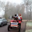 Het wordt steeds gekker, Sinterklaas komt met de trekker!