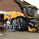 5 jubilarissen bij Loonbedrijf Lindeboom Dalfsen