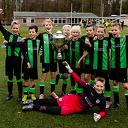 FC Dalfsen JO12-4 Overtuigend kampioen