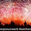 Herinnering: Dorpsvuurwerk Hoonhorst