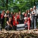 Accordeonmuziek in het Sterrebos, dat is eens wat anders