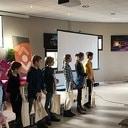 Noortje en Noa winnen voorleeswedstrijd gemeente Dalfsen-Nieuwleusen!