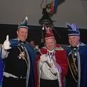 Prins Marcel de 2e regeert samen met Jeugdprinses Lynn over Hakkersdonk