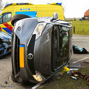 Ongeval letsel Dalmsholterdijk / Dalmsholterweg