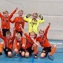 S.V. Nieuwleusen JO9-1 zaalkampioen