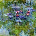 Schilderen in de geest van Monet
