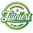 Staphorst Tuiniert zaterdag 11 april