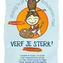Start Verf je Sterk! groep voor kinderen 8-10 jaar