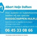 Albert Heijn Dalfsen Boodschappen-Hulplijn