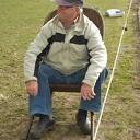 Een kruiwagen als stoel, dat gaat prima