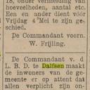 Uit de krant van april 1945: de kapper was toen niet echt duur!