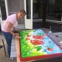 Atelier Vrolijk met Verf opent in Nieuwleusen
