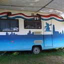Caravan met een Hollands tintje