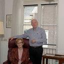Jan en Riny van der Veen 60 jaar getrouwd