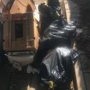Illegaal vuilnis gestort in Hoonhorst