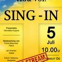 Sing-in Grote Kerk livestream