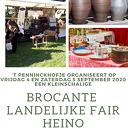 Brocante fair
