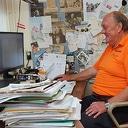 Henk Borgmeijer is 40 jaar wedstrijdspeaker