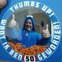 Lucas Kroes 50 jaar