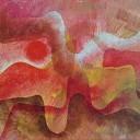 Workshop 'Kleurexplosie' tijdens de WAK