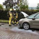 Autobrand Ruitenborghstraat