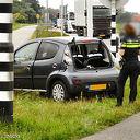 Aanrijding Verkeerslichten Oudleusen.