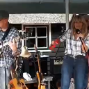 Een rustig optreden van de blues rock band The New American Farmers
