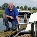 Havenmeester Wim Jacobs met pensioen