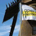 Molen Fakkert open tijdens Monumentendag