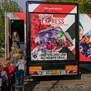 Rijdende concertzaal bij basisschool De Spiegel