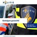 Politieberichten op Twitter van afgelopen weekend
