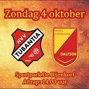 Dalfsen zonder publiek in Twente tegen Tubantia