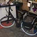 Elektrische fiets gestolen vanaf sportpark Gerner