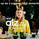 Opbrengst collecteweek Alzheimer Nederland
