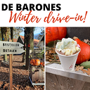 De Barones Winter Drive-in!