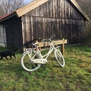 Van wie is deze mooie fiets??