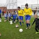 Voetbalpieten verrassen Kabouters USV