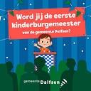 Kinderburgemeester gemeente Dalfsen