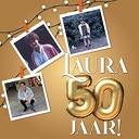 Laura van Erp 50 jaar
