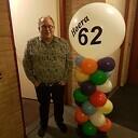 Jos Ramaker 62 jaar