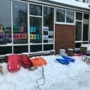 Warm welkom voor leerlingen P.c.b. De Regenboog