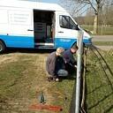 Otters kunnen in Hoonhorst weer veilig oversteken