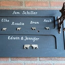 12,5 jarig huwelijk Edwin Schiller en Jennifer van Loon