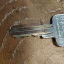 Sleutel gevonden maar ook weer terug bij de eigenaar