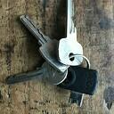 Gevonden een sleutelbosje