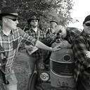 3e Prijs Dalfser cigar box gitaar band The New American Farmers