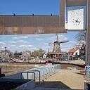 Rick Brink opent nieuw voorplein gemeentehuis