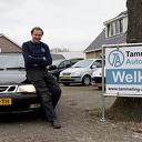 Wouter Tammeling eigenaar van Tammeling Autotechniek
